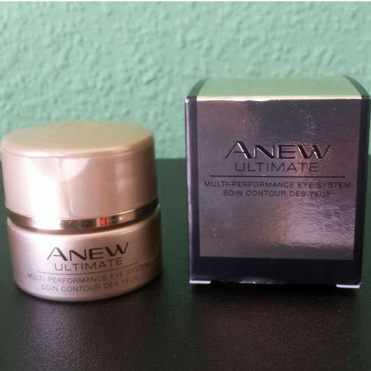 <strong>AVON</strong> ANEW Ultimate Multi-Performance Eye System
