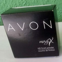 Produktbild zu AVON magix HD finish powder