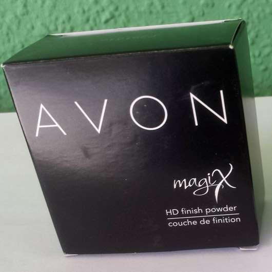 <strong>AVON</strong> magix HD finish powder