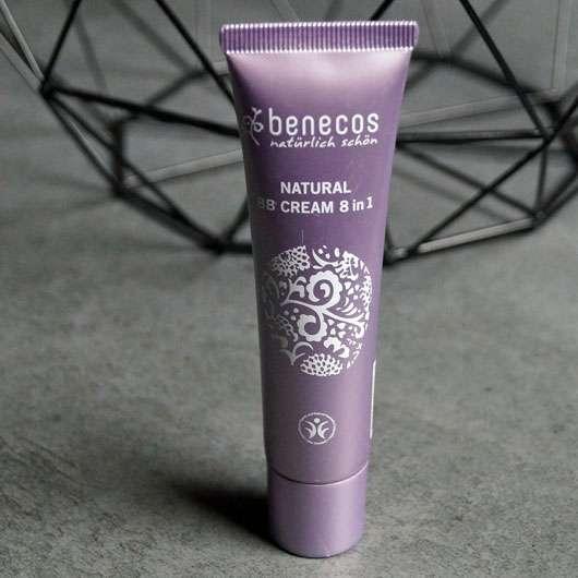 benecos Natural BB Cream 8in1, Farbe: Fair - Tube