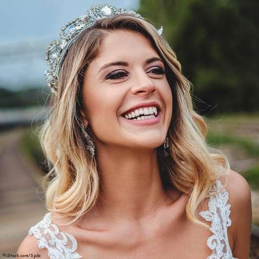 Hochzeits-Make-up: Selbst ist die Braut