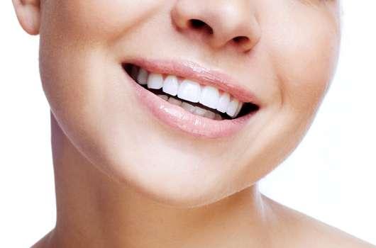 Color Correcting für die Zähne