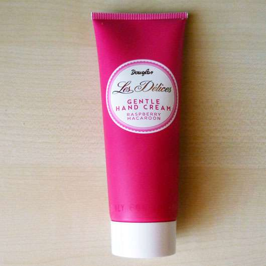 <strong>Douglas Les Délices</strong> Gentle Hand Cream Raspberry Macaron