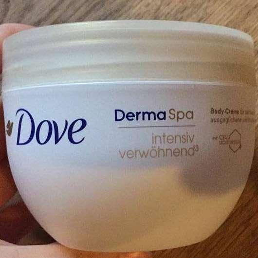 <strong>Dove DermaSpa</strong> Intensiv Verwöhnend³ Body Creme