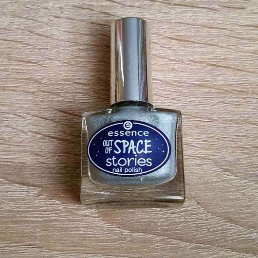 Fläschchem vom essence out of space stories nail polish - Farbe: 06 we will spock you!