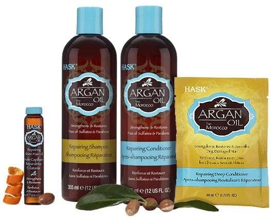 HASK Argan Oil Repairing Serie
