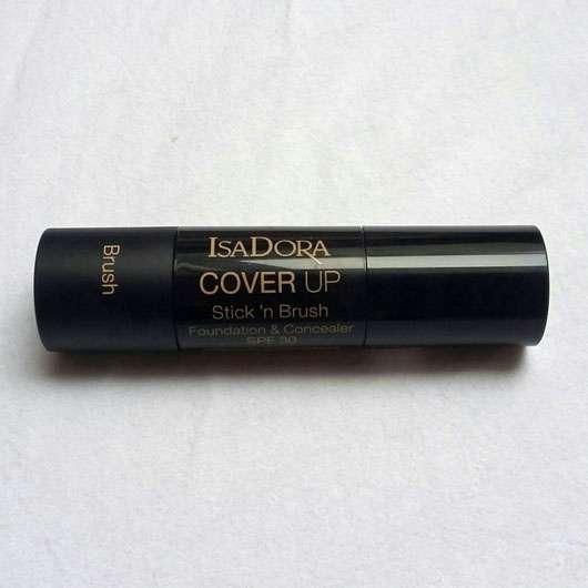 IsaDora Cover Up Stick 'n Brush Foundation & Concealer, Farbe: Sand Beige Design
