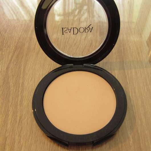 geöffneter IsaDora Matt Fixing Blotting Powder, Farbe: 03 Sheer Nude