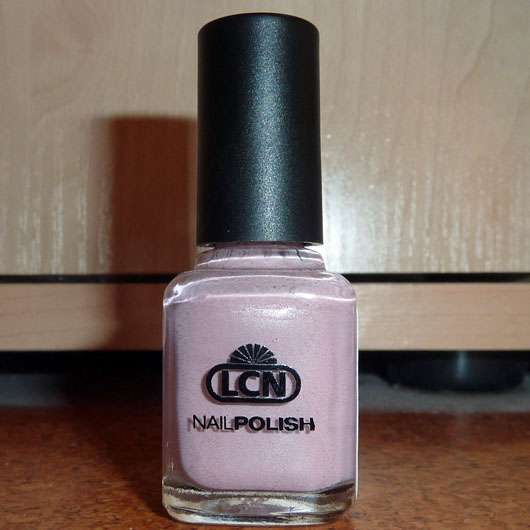 LCN Nail Polish, Farbe: forever your love (LE) - Flasche