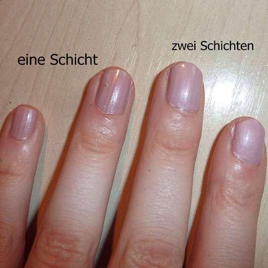 LCN Nail Polish, Farbe: forever your love (LE) - auf den Nägeln