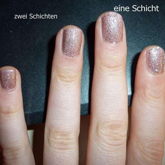 LCN Nail Polish, Farbe: got the bronze glaze (LE) - auf den Nägeln