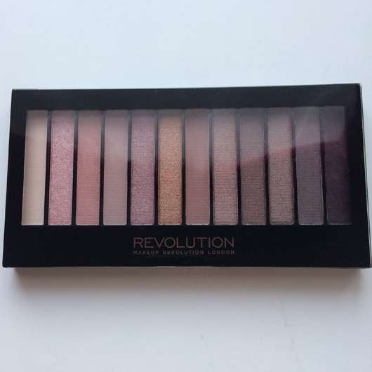 <strong>Makeup Revolution</strong> Redemption Palette Iconic 3