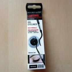 Produktbild zu Maybelline New York Eyestudio Lasting Drama Gel Eyeliner 24H – Farbe: 01 Black