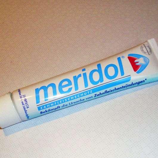 <strong>Meridol</strong> Zahncreme