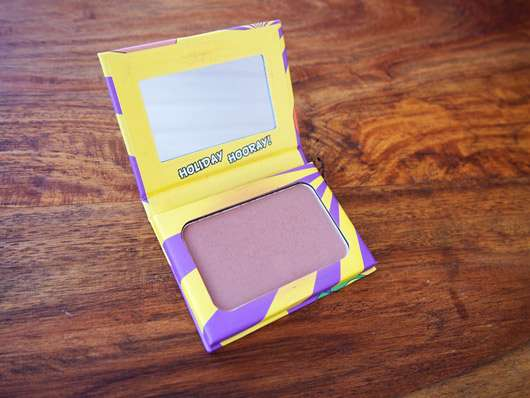 Misslyn Beach Please! Bronzing Powder 51 Holiday Hooray! - geöffnet