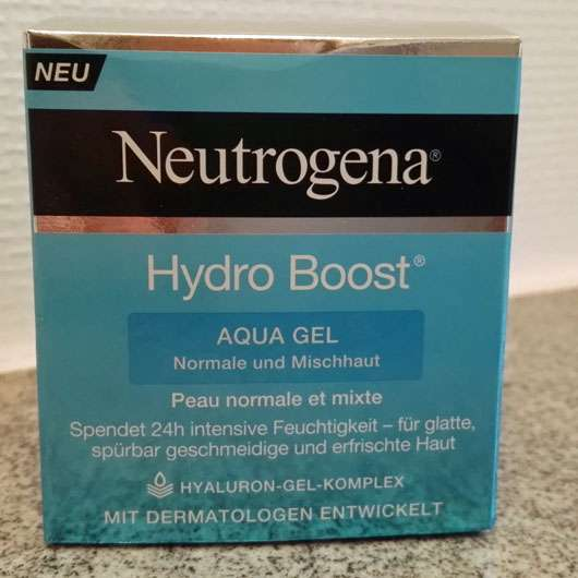 Neutrogena Hydro Boost Aqua Gel Design