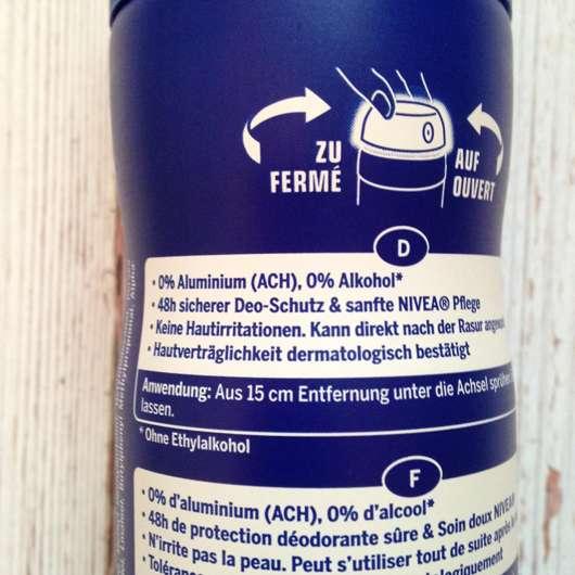 NIVEA PROTECT & CARE Deodorant Spray