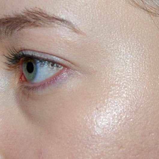 p2 professional perfect face strobing wonder, Farbe: 010 magic light - im Gesicht aufgetragen