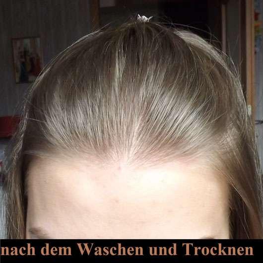RAUSCH Malven Volumen-Shampoo - Haare nach waschen und trocknen