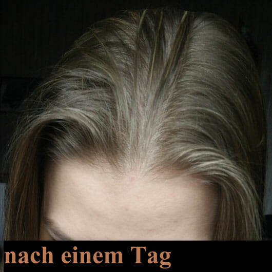RAUSCH Malven Volumen-Shampoo - Haare nach einem Tag