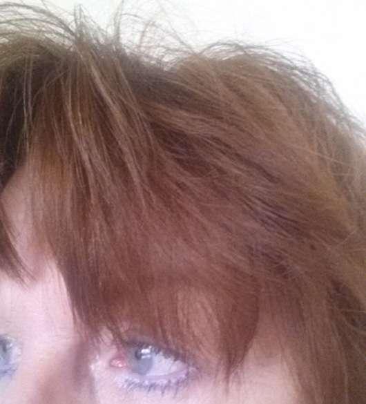 Schwarzkopf 3 Wetter taft Fülle Schaumfestiger im Haar