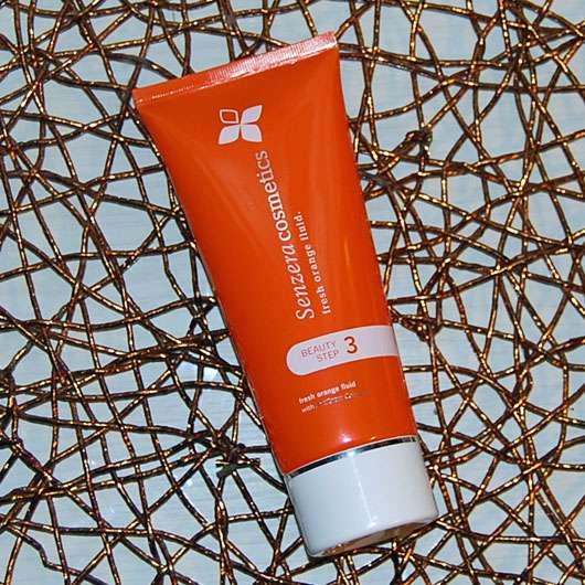 Senzera fresh orange fluid