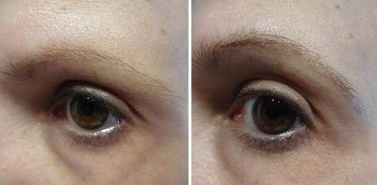Augenbrauen ohne/mit trend IT UP Waterdrop Brow Liner Waterproof, Farbe: 010