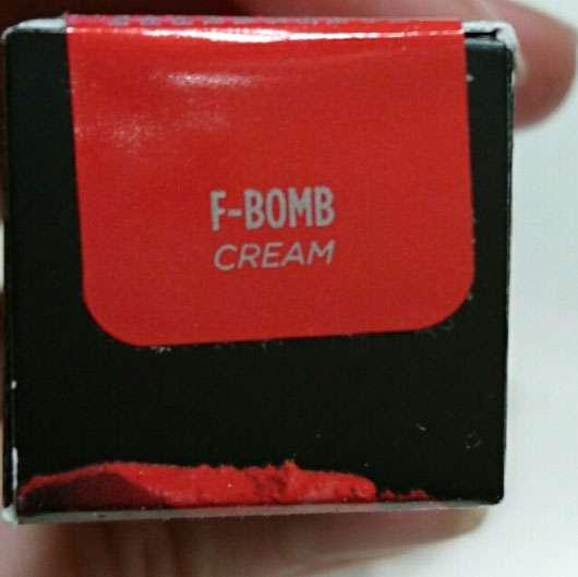 Urban Decay VICE Lipstick, Farbe: F-Bomb (Cream Finish) Nuance