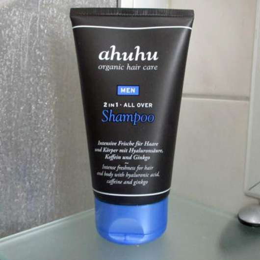 <strong>ahuhu</strong> Men 2 in 1 All Over Shampoo