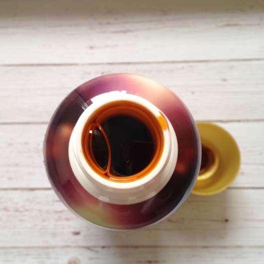 Öffnung vom Kneipp Aroma-Pflegeschaumbad Offline (LE)