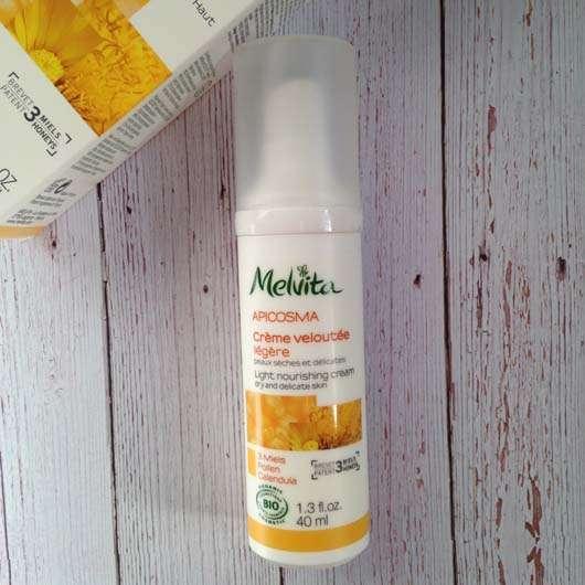 <strong>Melvita Apicosma</strong> Leichte Pflegecreme (trockene und empfindliche Haut)