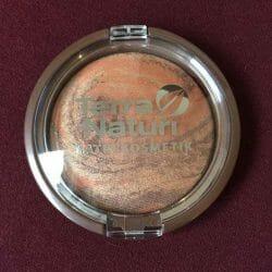 Produktbild zu Terra Naturi Naturkosmetik Body & Face Shimmer Powder – Farbe: 02 African Dream