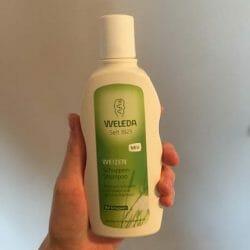 Produktbild zu Weleda Weizen Schuppen-Shampoo