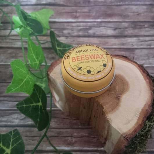 """<strong>ABSOLUTE NEW YORK</strong> Natural Lip Balm """"Beeswax"""""""