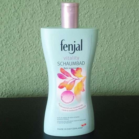 <strong>fenjal</strong> Vitality Schaumbad