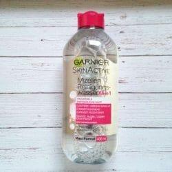 Produktbild zu Garnier Skin Naturals Mizellen Reinigungswasser All-in-1 (trockene & empfindliche Haut)