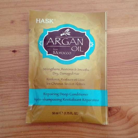 HASK Argan Oil Repairing Deep Conditioner