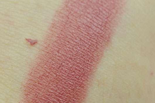 just cosmetics sheer finish lipstick, Farbe: 020 interlude - Swatch