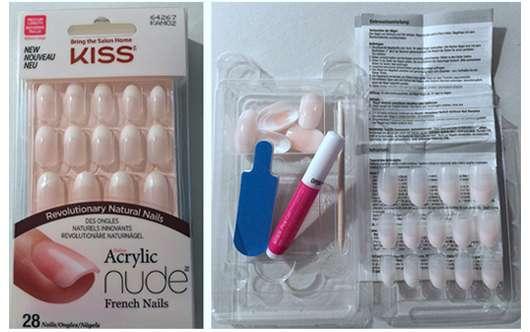 Nail-Kit aus der Drogerie