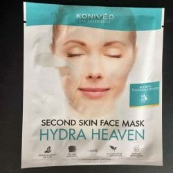Produktbild zu KONIVÉO Second Skin Face Mask HYDRA HEAVEN