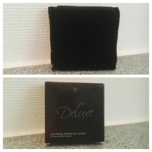LR Deluxe Hollywood Powder Duocolour Verpackung