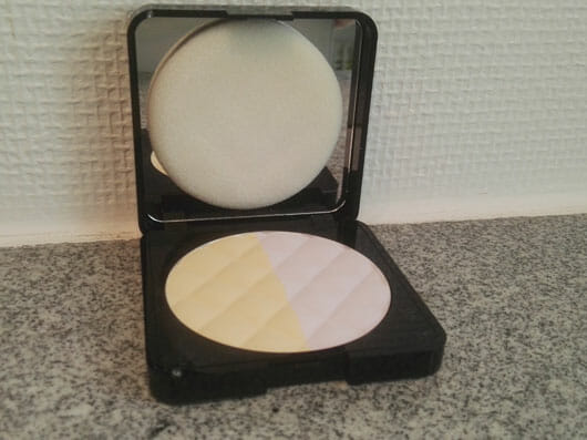 LR Deluxe Hollywood Powder Duocolour Produkt