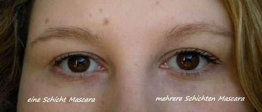 Max Factor 2000 Calorie Curl Addict Mascara, Farbe: Black mit Mascara