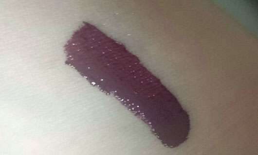 p2 go with the flow matte lip cream, Farbe: 020 Milan fashion (LE) - Swatch