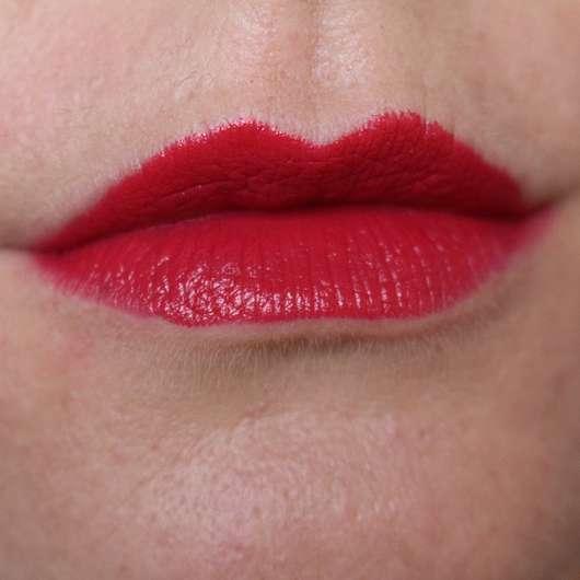Tragebild des Urban Decay VICE Lipstick, Farbe: Wonderland (Cream Finish)