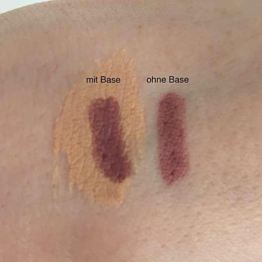 Swatches vom ARTDECO High Performance Eyeshadow Stylo, Farbe: 43 acai berry (LE)