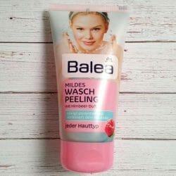 Produktbild zu Balea Mildes Waschpeeling mit Himbeer-Duft