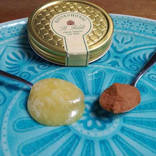 Unreine-Haut-Artikel Honig Zimt