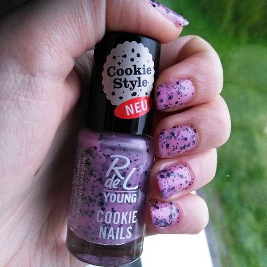 Rival de Loop Young Cookie Nails, Farbe: 01 crazy cookie auf den Fingernägeln