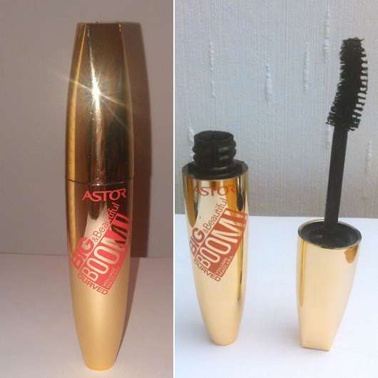 <strong>ASTOR</strong> Big & Beautiful Boom Curved Mascara